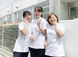 理学療法 学生 昼 東京 埼玉 2年 女子