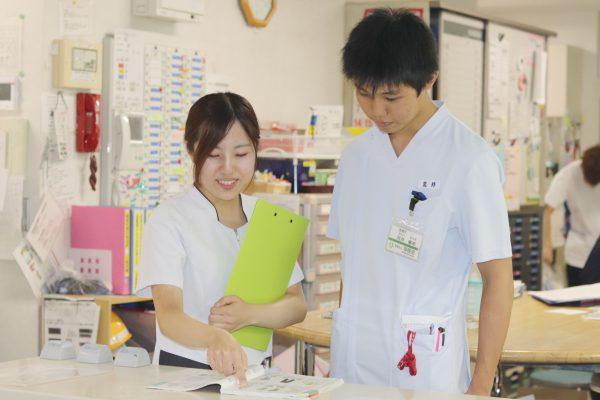 医学アカデミー 夜間学生 リハビリテーション病院 働きながら学ぶ (2)