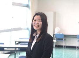 昼間課程1学年 滑川総合高校卒業